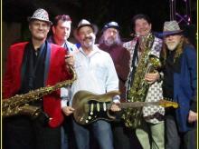 Johnny G Lyon Band