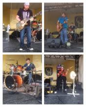 JT Curtis & The Florida Scoundrels